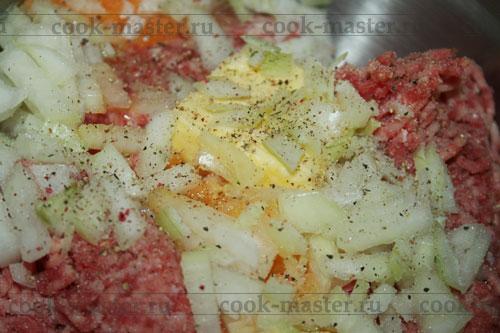 рецепт мясных шариков в духовке с фото