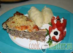 Мясной пирог от Volgodona