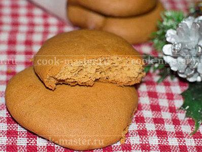 Медовые печенья без масла рецепт